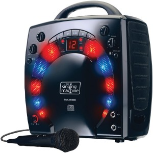 Singing Machine SML283BK
