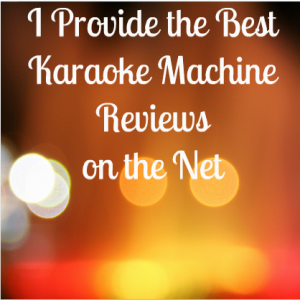 Best karaoke machine reviews on the net