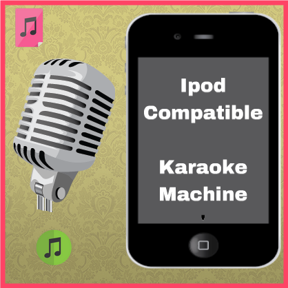 best home karaoke machine with ipod dock