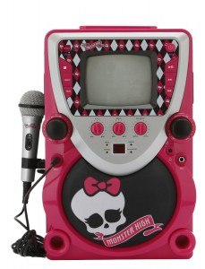 Monster High Karaoke Machine reviews