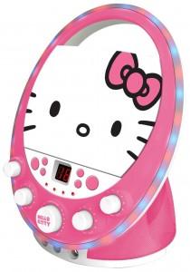 Disco Themed Hello Kitty Karaoke Machine