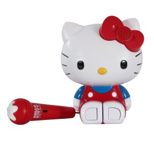 Sing a Long Hello Kitty Karaoke Machine