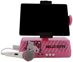 iSing Hello Kitty Karaoke Machine