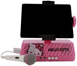 iSing Hello Kitty Karaoke Machine