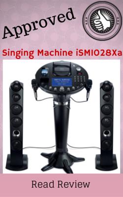 best karaoke machine 2016