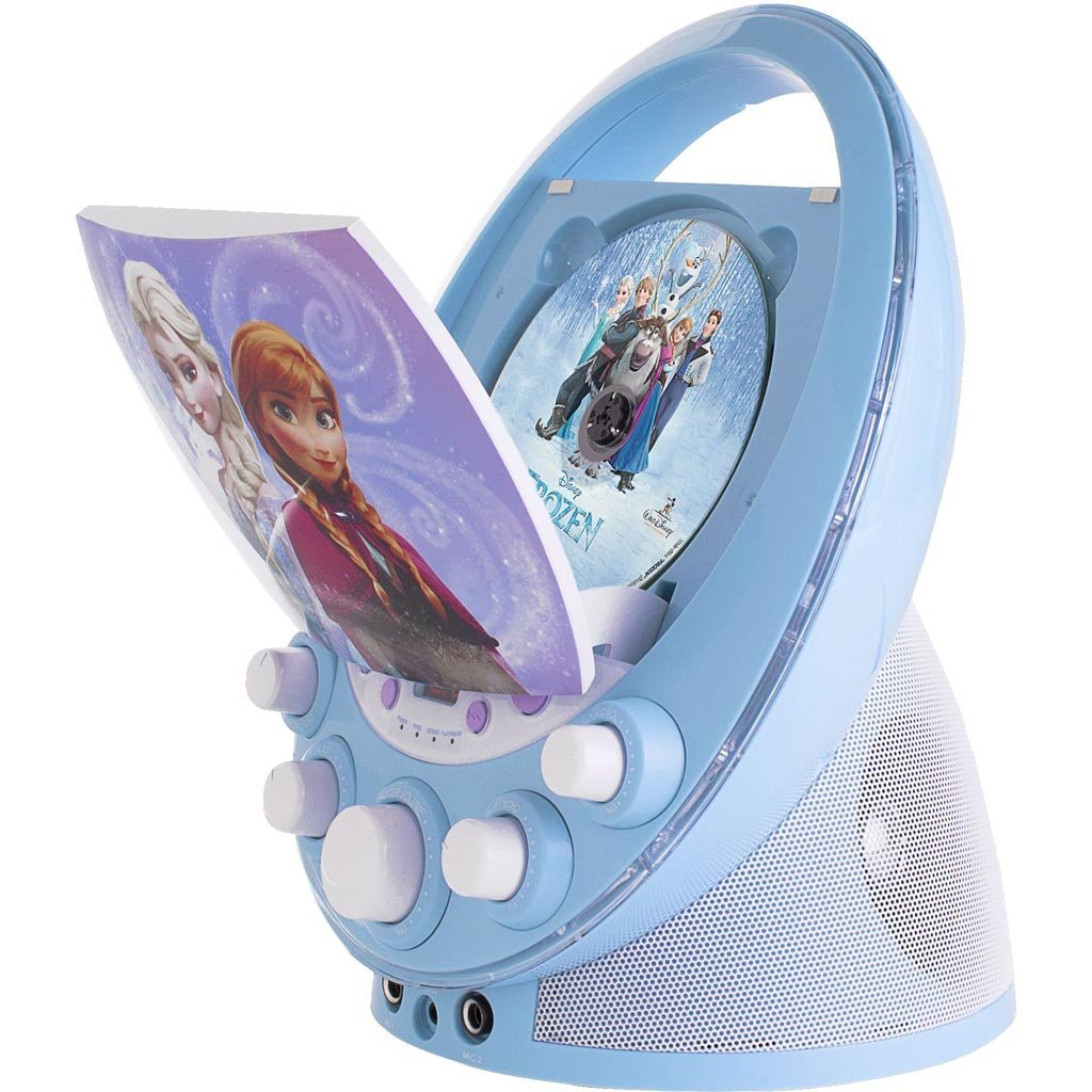 Frozen Karaoke Machine Singing Tips And Karaoke Machine