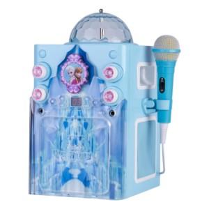 frozen karaoke machine with screen