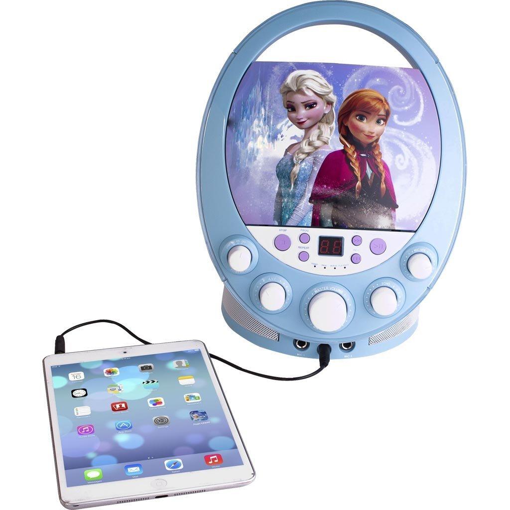 Frozen Karaoke Machine • Singing Tips and Karaoke Machine