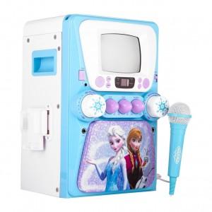 frozen karaoke machine singing tips and karaoke machine. Black Bedroom Furniture Sets. Home Design Ideas