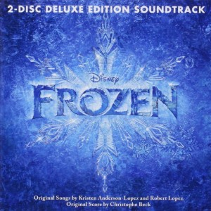 Frozen 2 Disc Deluxe