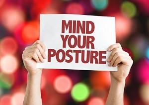 best singing posture